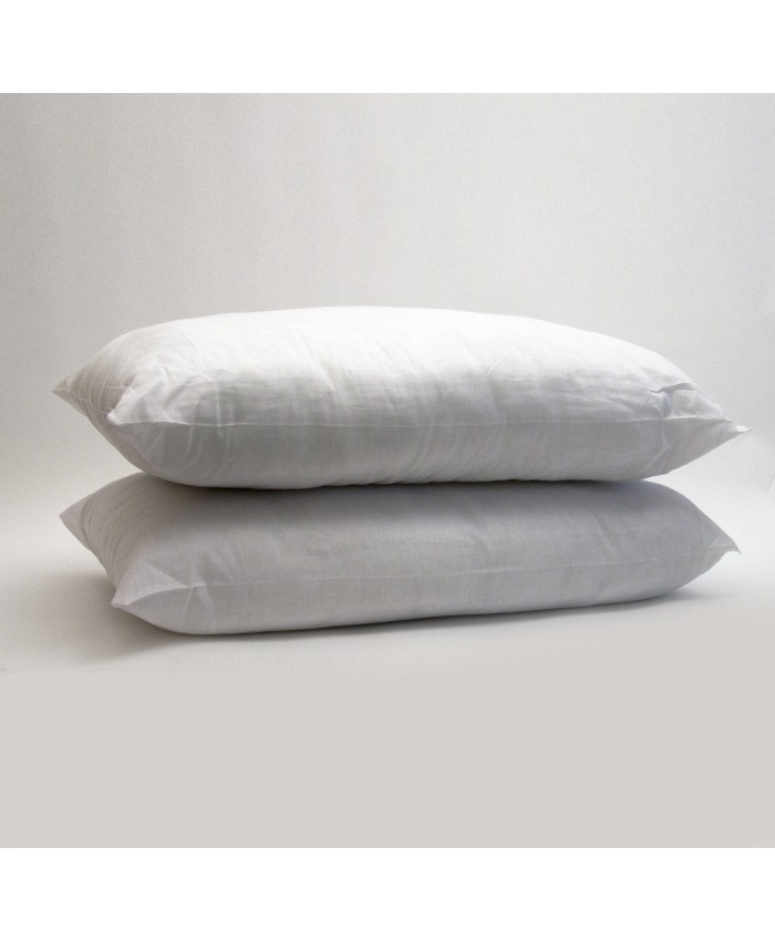 2 Bounce Back Non Allergenic Hollowfibre Pillows - Sleep Wise Super Deluxe