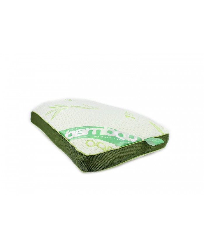 Luxury Bamboo Baffle Box Memory Foam Pillow