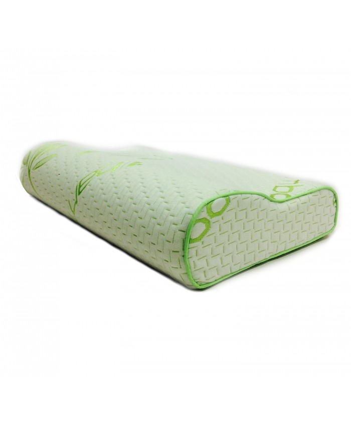 Medium Bamboo Contour Pillow With Zip | 30cm x 50cm