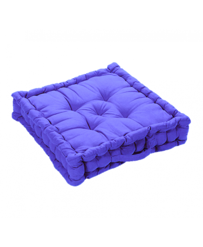 Blue Booster Seat Pad Cushion