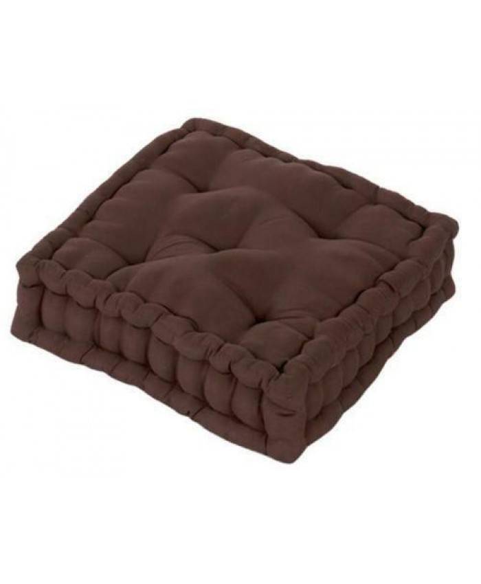 Brown Booster Seat Pad Cushion