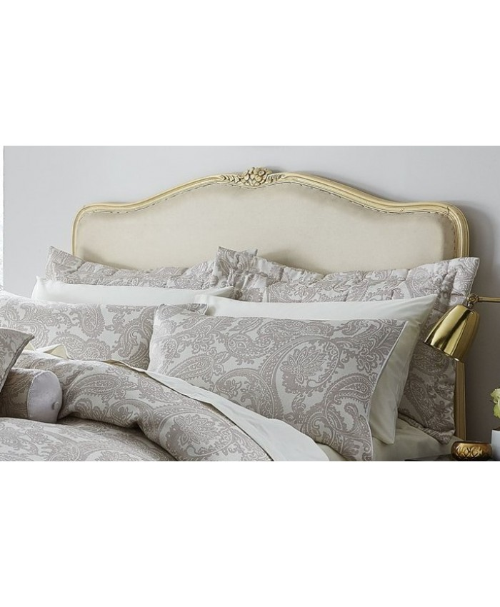 Opulent Jacquard Champagne Pillowshams | Catherine Lansfield